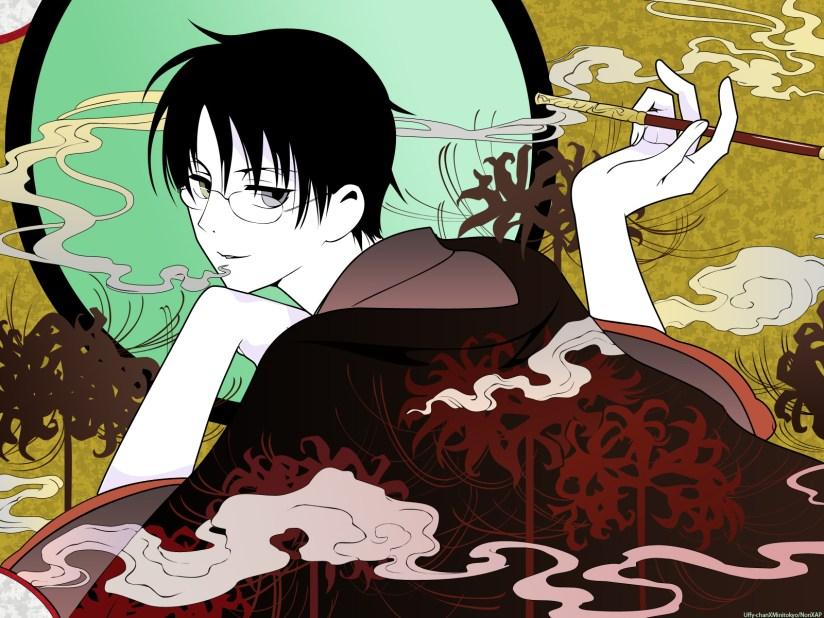10 Personagens com Olhos Coloridos dos Animes