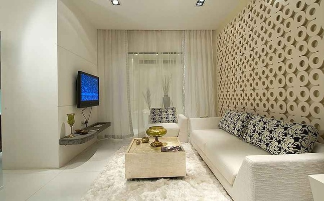 1 BHK Cheap Decorating Ideas 1 BHK Room Design Low Space ZingyHomes