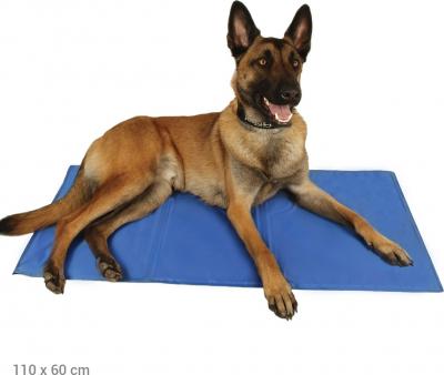 tapis rafraichissant orthopedique pour chien et chat yeti relax zolia de 50 a 110 cm
