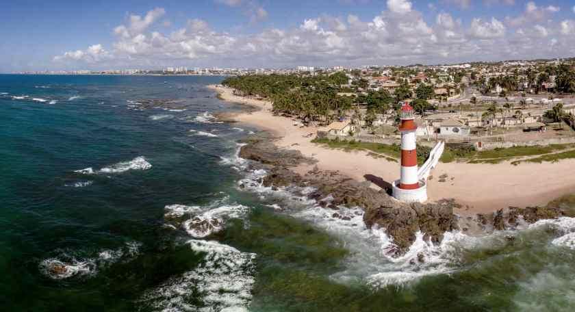 praia de itapuã salvador bahia zona azul digital