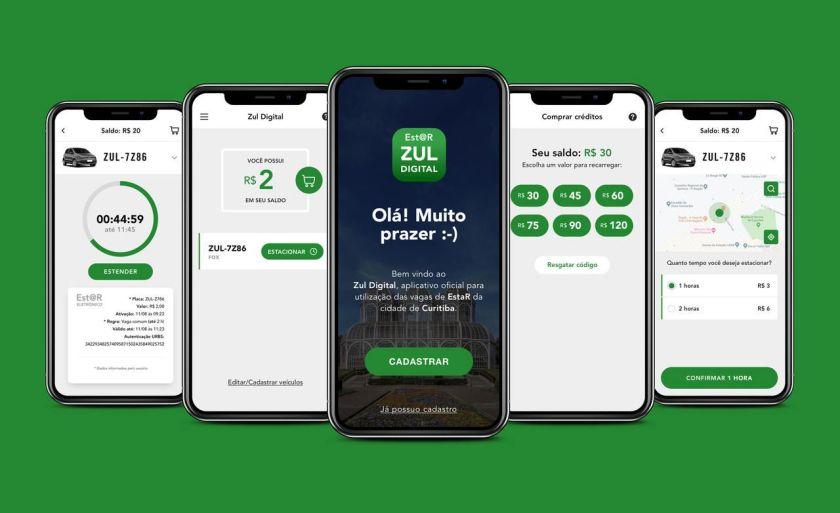aplicativo zul estar digital curitiba baixar