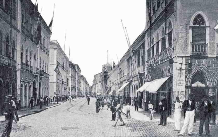 comercia salvador rua das princezas salvador bahia 1900 século XX