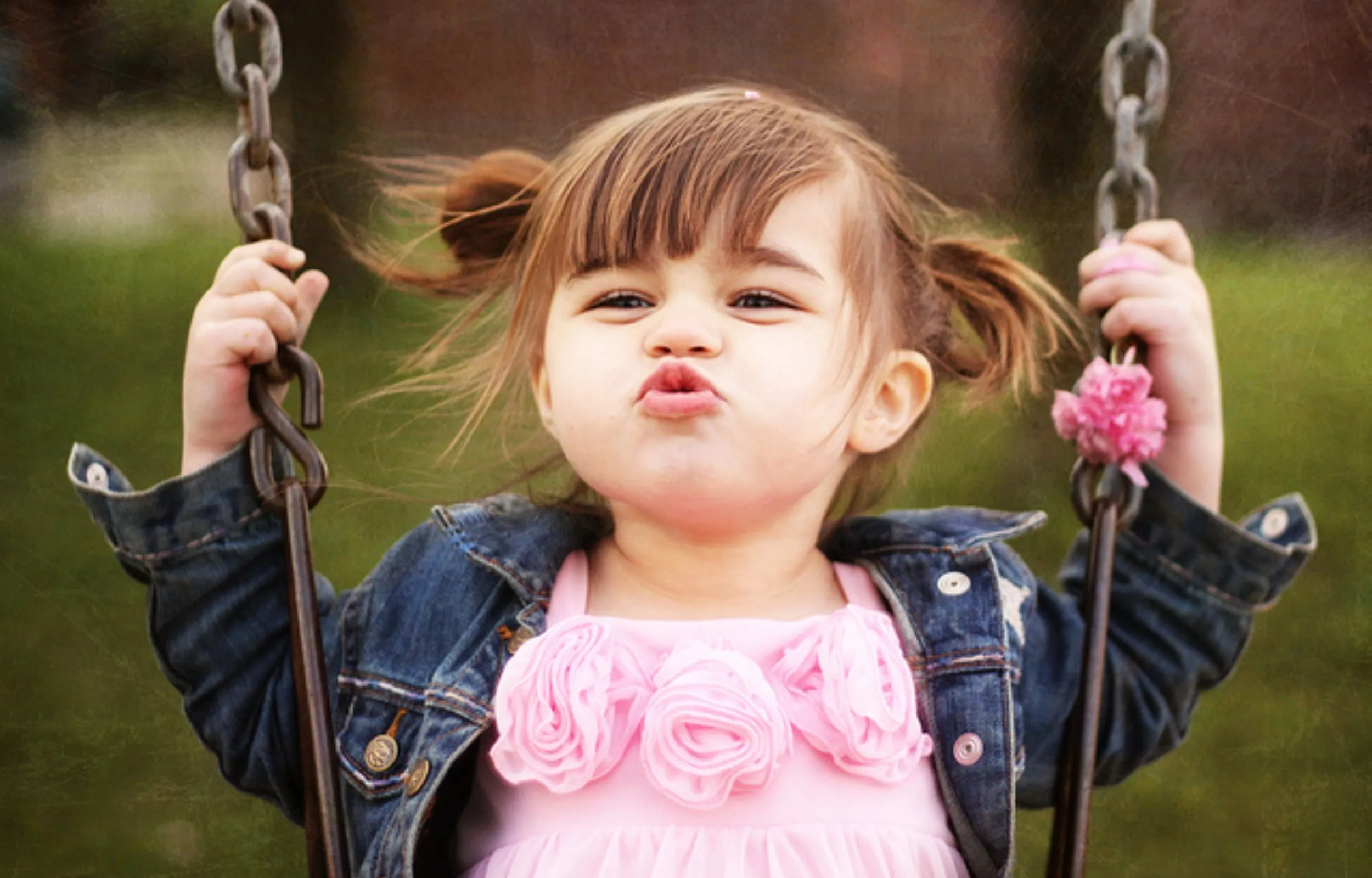 25 Baby Girl Names That Pack A Punch With Fewer Than 5 Letters