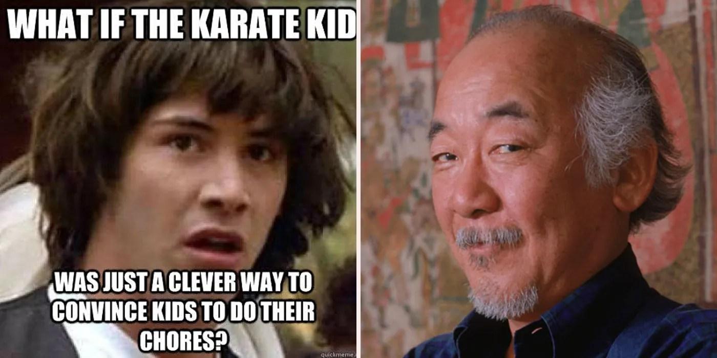 Dank Karate Kid Memes Cbr