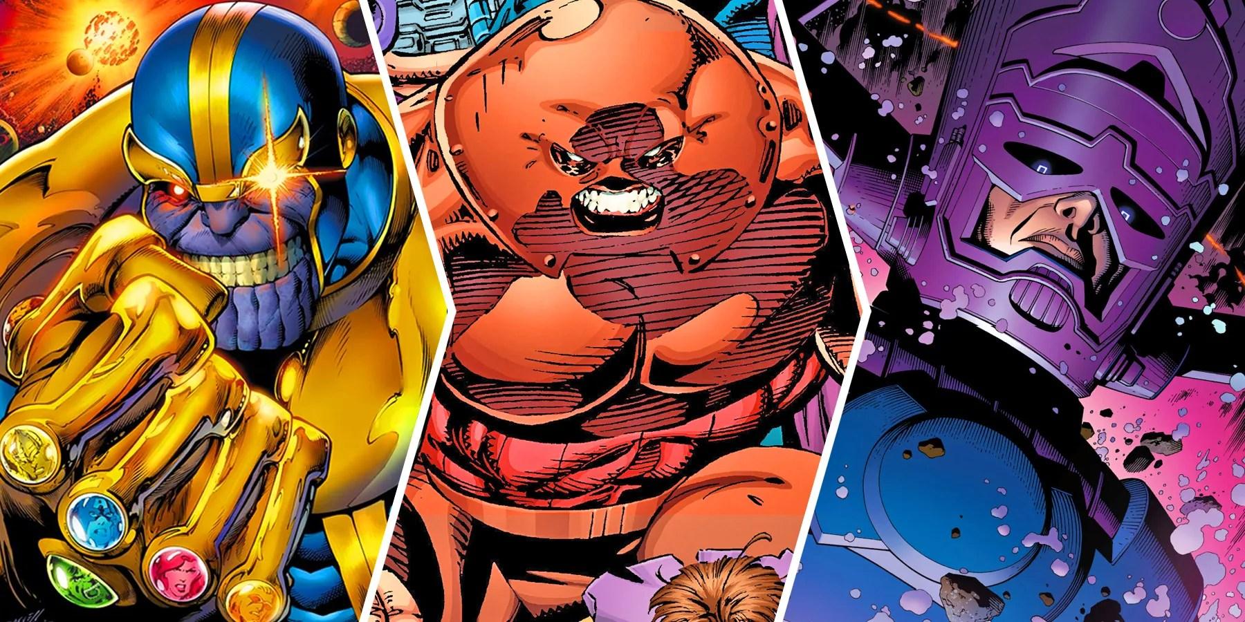 juggernauts: marvel's 20 strongest villains, officially ranked