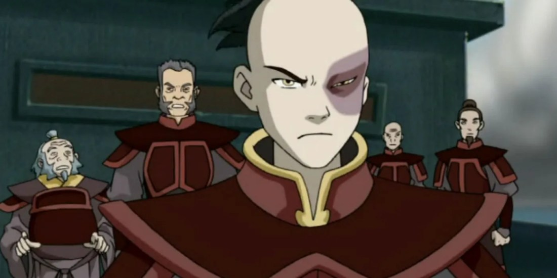 Avatar Theory: Zuko Wasn't Banished for Speaking Out | CBR