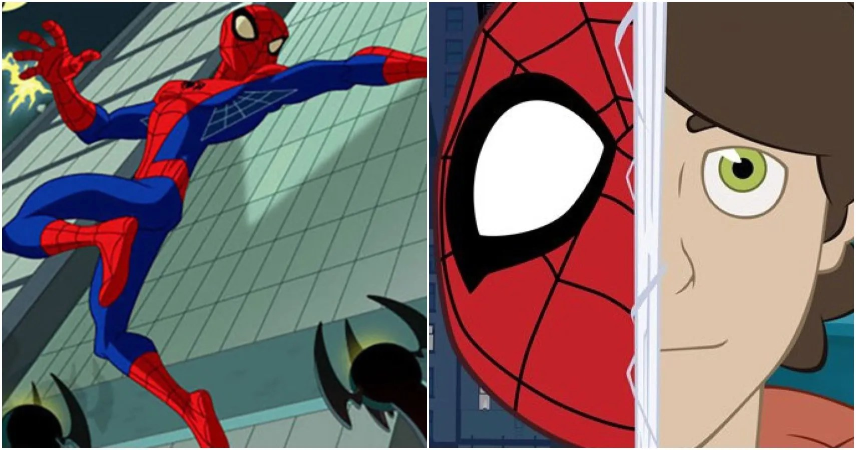 Every Spider Man Cartoon Series Ranked Cbr