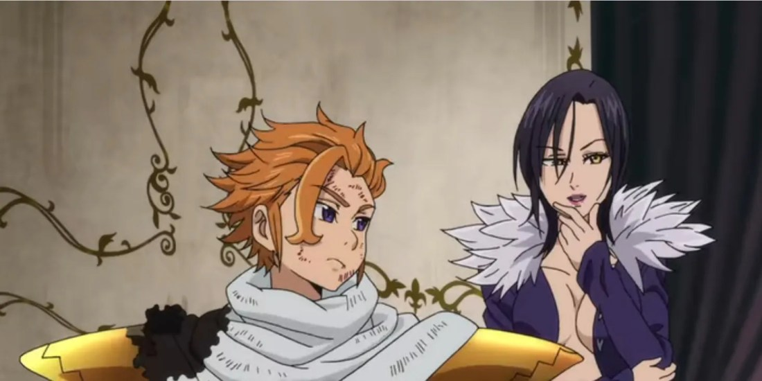 The Seven Deadly Sins: 5 Pairings Every Fan Wanted To See (& 5 ...