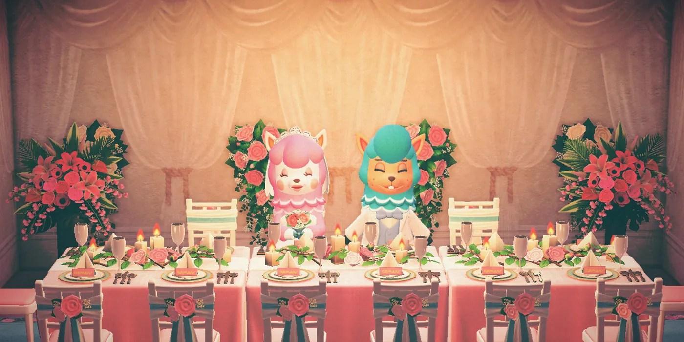 Animal Crossing Wedding Season Brings Romance Chaos To New Horizons