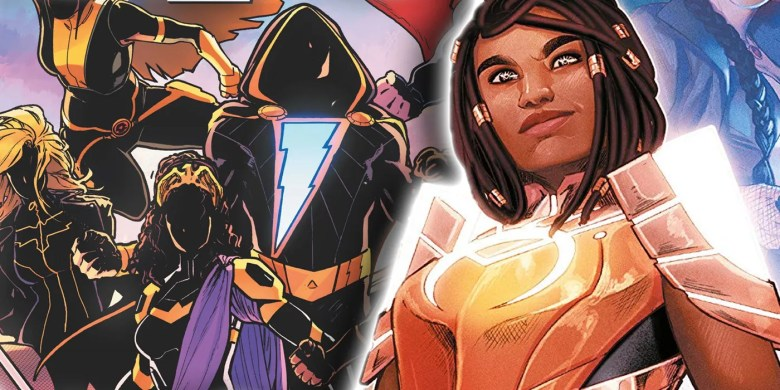 Justice League: Why the Arrowverse's Next Hero Naomi Is Ready for the Big Leagues