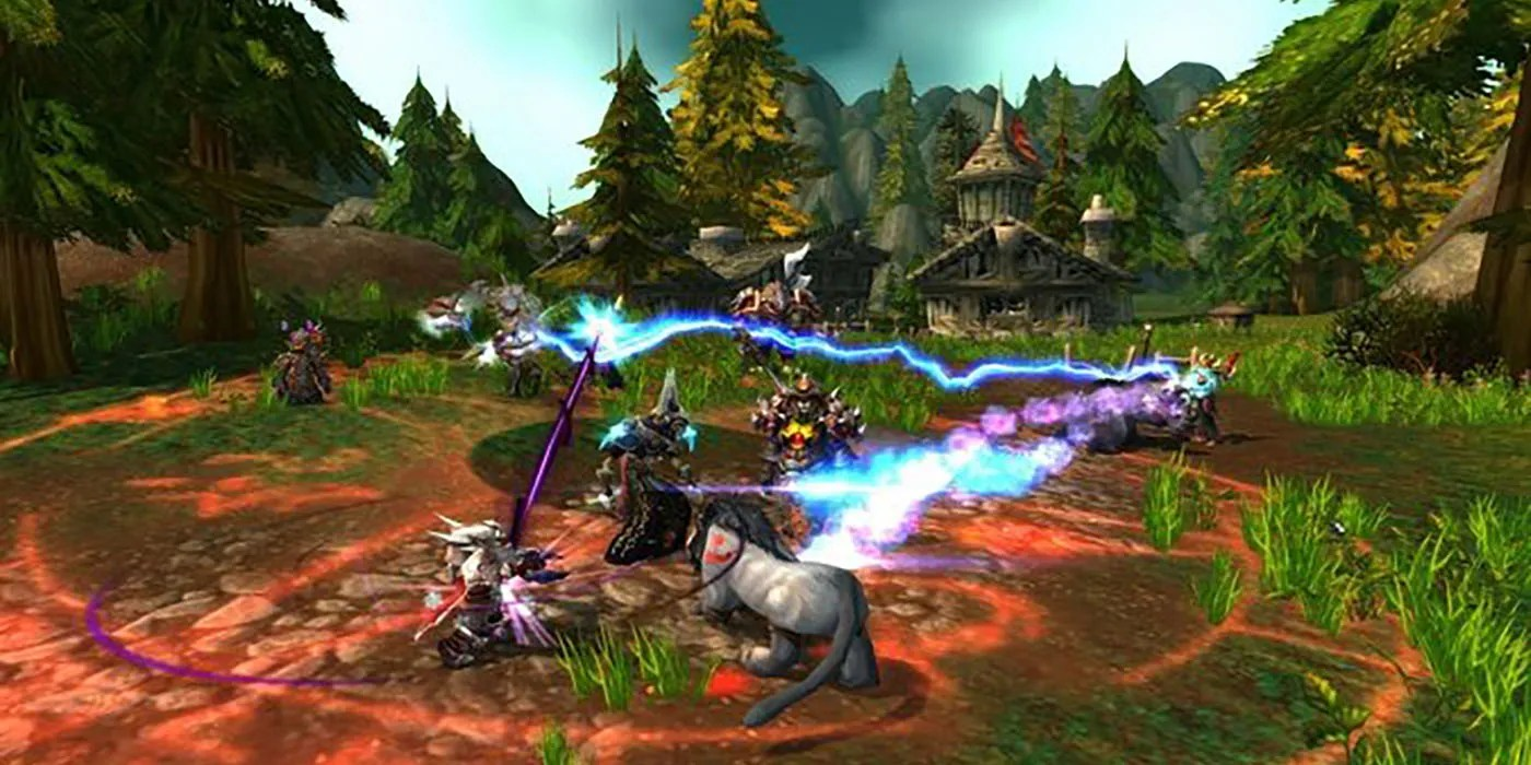 World of Warcraft Classic: Best PvP Classes | News of the day