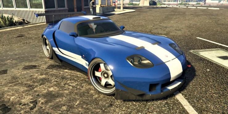 Top 10 vehicles in GTA Online in 2021