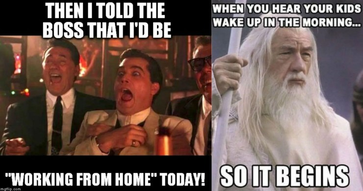 20 Funny Work From Home Memes Thanks To Coronavirus Scare