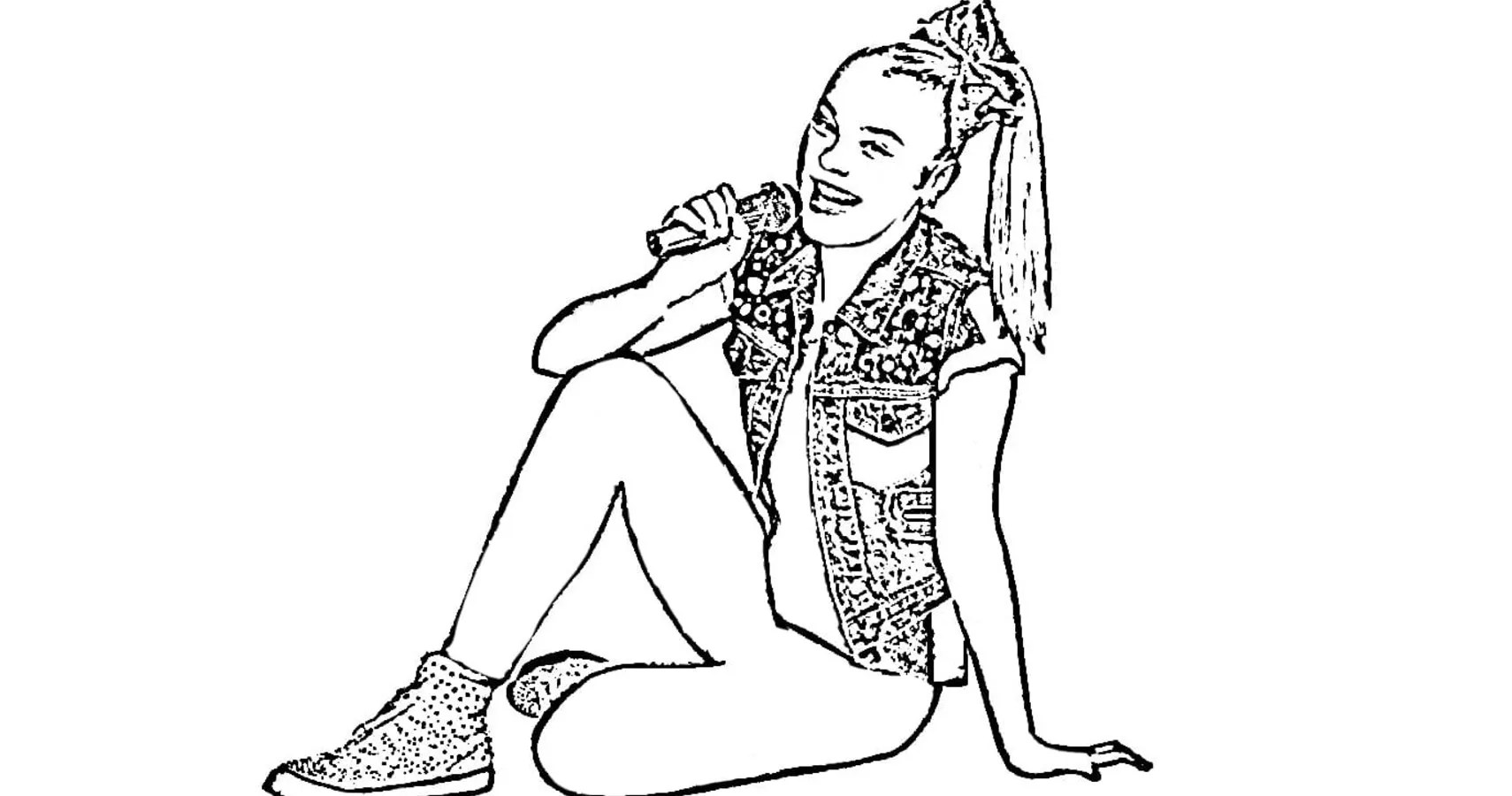 Newpromisingbeauty: Jojo Siwa Printable Color Pages - Amazing Printable Coloring  Sheets For Children Picture Ideas Samsfriedchickenanddonuts - Tons Of Crazy  Jojo Siwa Games Free Coloring Pages For Adults And Kids.