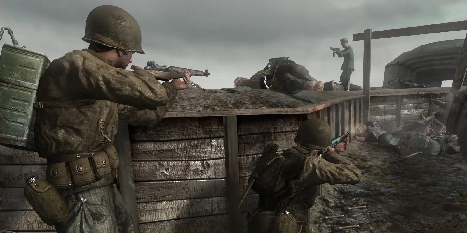 Greatest World War Ii Video Games Ranked