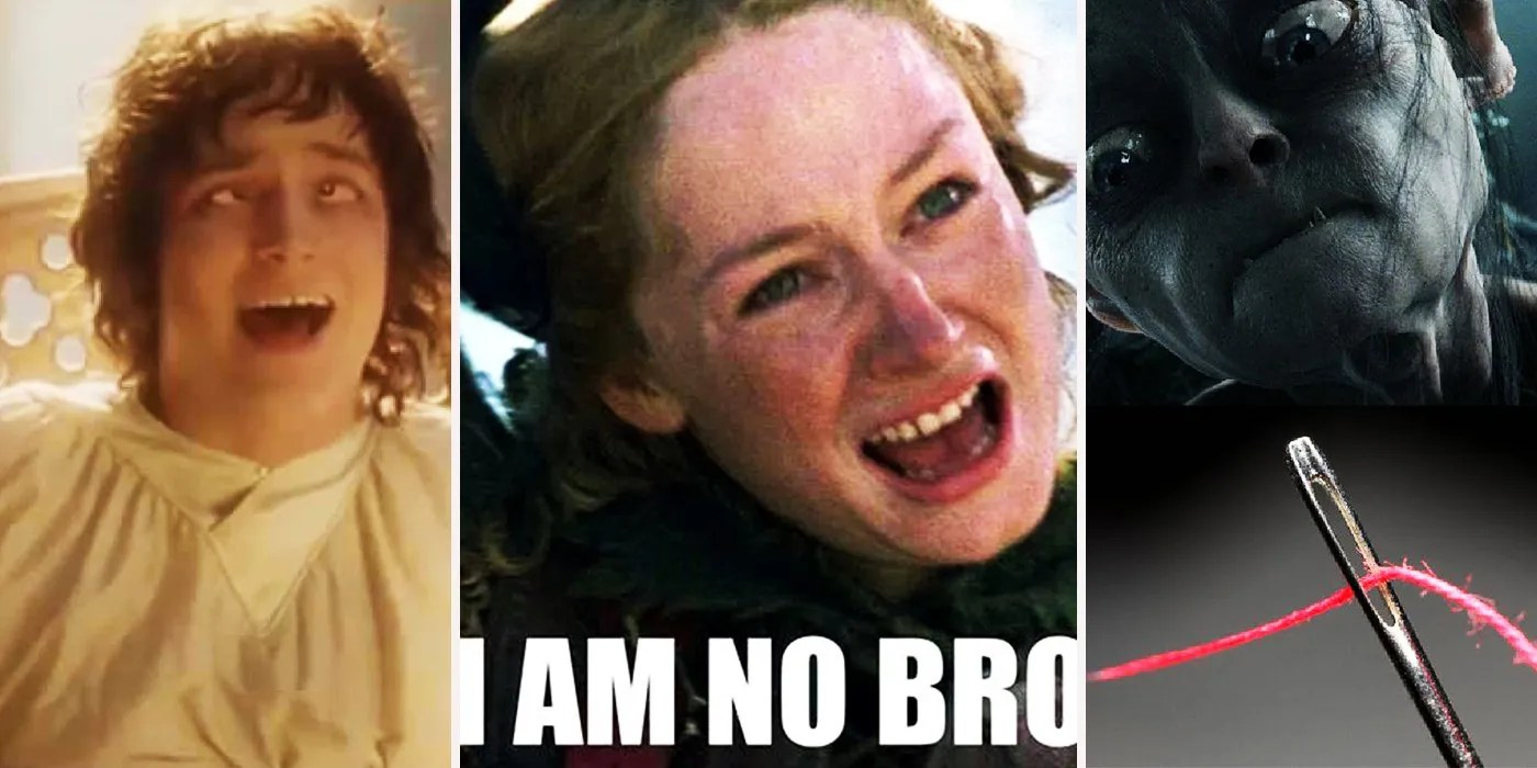 Hilarious Lord Of The Rings Memes For Fans Screenrant