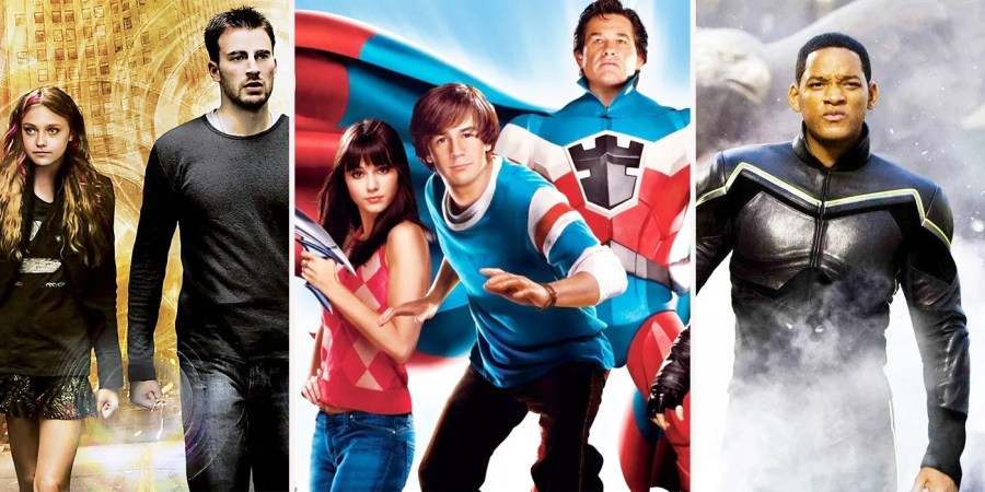 18 Forgettable  00s Superhero Movies Only True Fans Remember