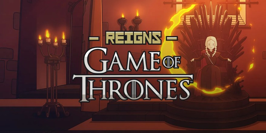Image result for reigns game of thrones game pass pc