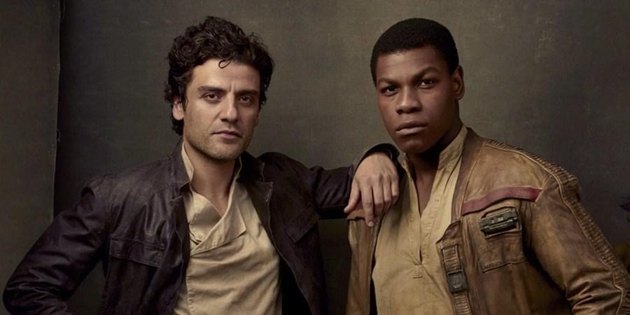 Star Wars 9's John Boyega Feeds Finn/Poe Shippers | Screen Rant