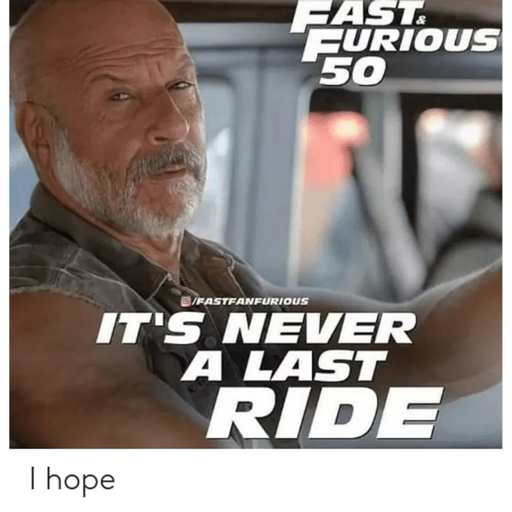 10 Fast Furious Memes That Are Too Hilarious For Words