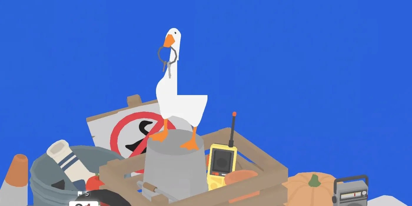 Desktop Goose Hates You And Yearns Only For Chaos Nag