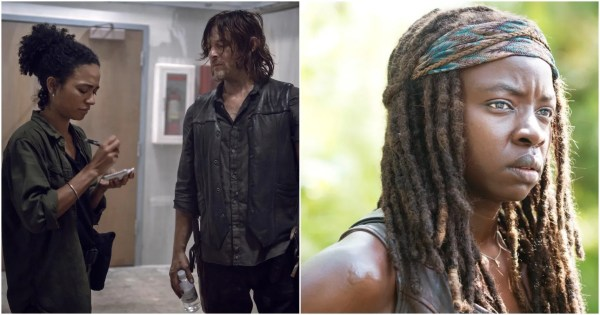 The Walking Dead: 10 Love Interests For Daryl That Would Have Been Perfect But Never Happened