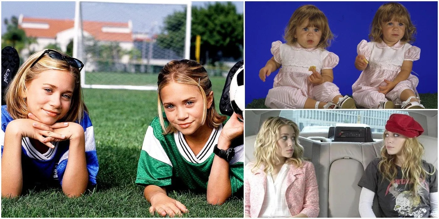 How old were the Olsen twins when they started Full House?  & 9 Other questions about their acting careers, answered