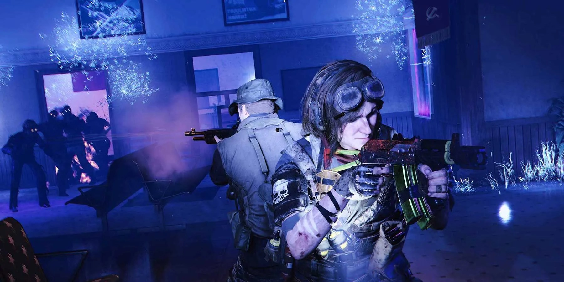 Black Ops Cold War The new operator package includes Samantha Maxis
