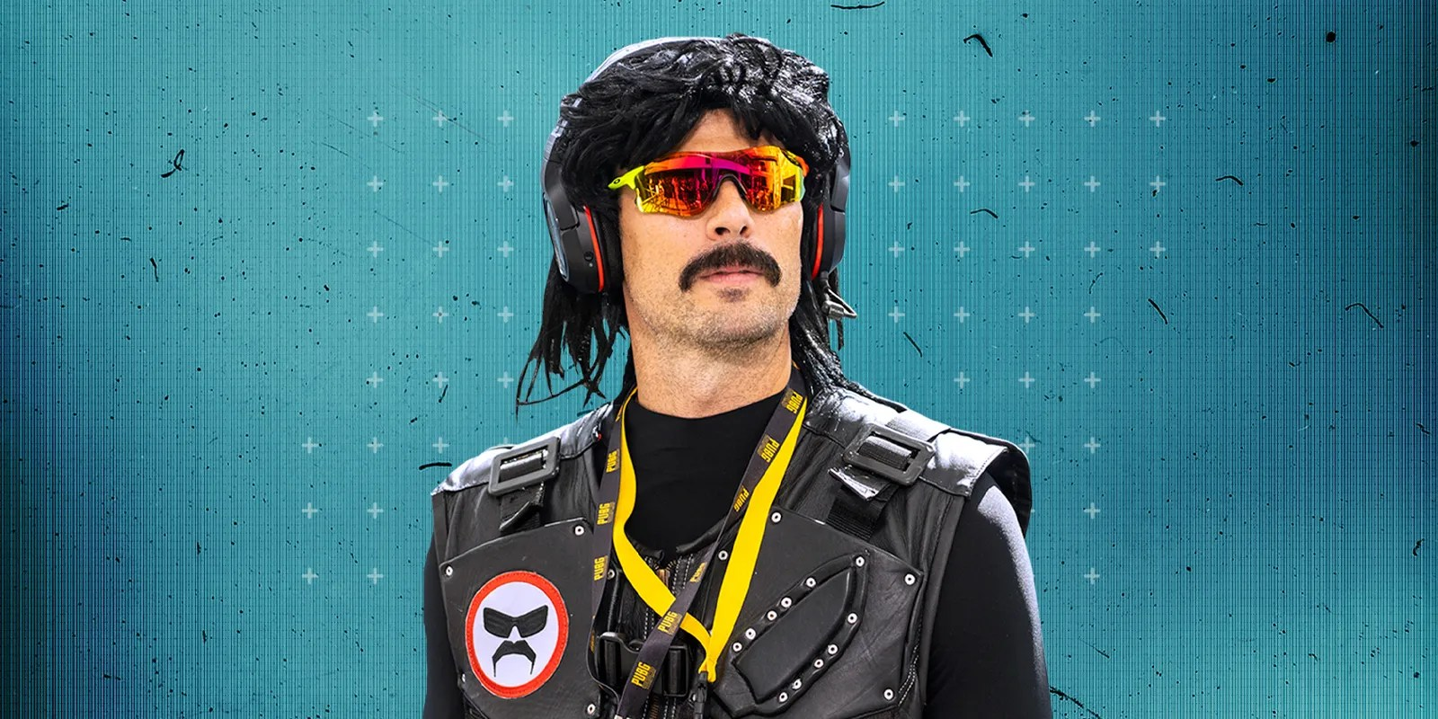 Dr. Disrespect is banned from the Call Of Duty contest, Similar to Twitch Ban