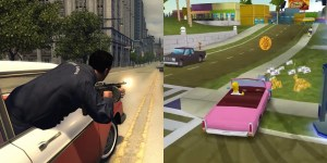 Top 10 games according to the Grand Theft Auto model, ranked according to Metacritic