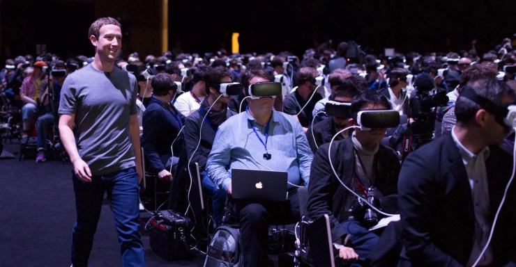 """Mark Zuckerberg claims the Oculus Quest 2 will be """"the first mainstream VR headset."""""""