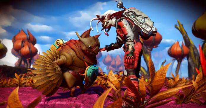 No Man S Sky Companions Update Is Basically Pokemon Breed Trade And Raise Creatures