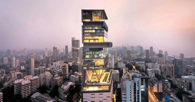 14 Sensational Billionaire Homes Around The World