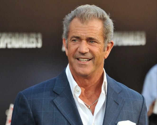shutterstock_Mel Gibson