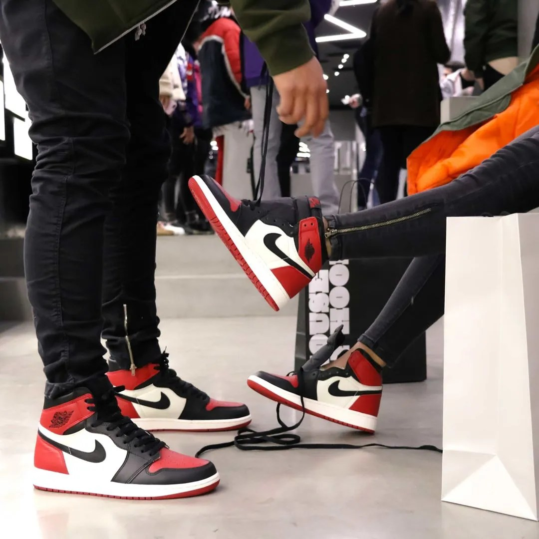reputable site 0efe0 eec03 The Nike Air Jordan 1 Retro High OG is the hyped-up sneaker that fans were  looking forward to buying, not wishing for. This basketball shoe is a  mash-up of ...