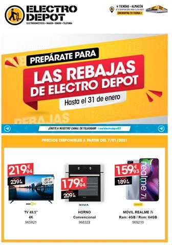electro depot catalogos y ofertas