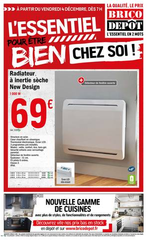 brico depot a chateauroux catalogues