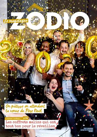 zodio promotions et catalogues avril