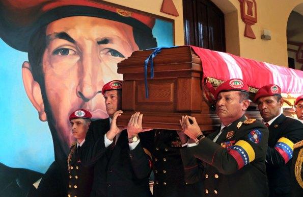Resultado de imagen para Muerte de Chávez