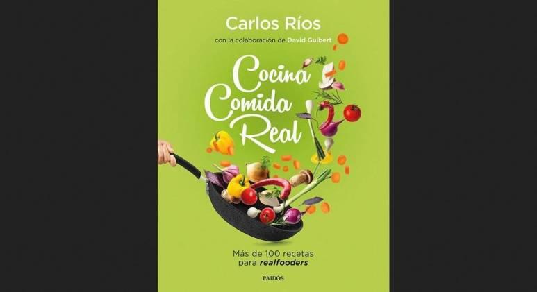 Imagen de la cubierta del libro Cocina comida real