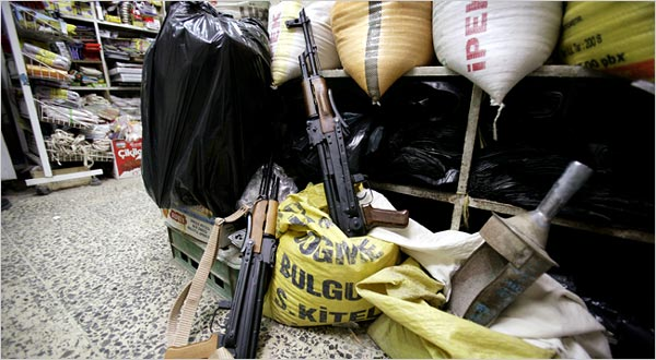 Black Market Weapon Prices Surge In Iraq Chaos The New