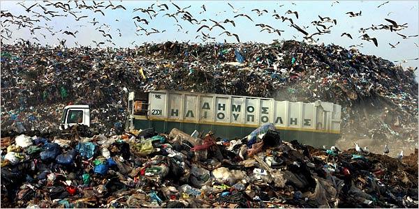 New York Landfill Fresh Kills