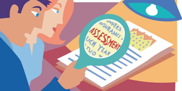 Special Assessments  When Your Board Wants More of Your Money   The     Credit Illustration by Nancy Doniger