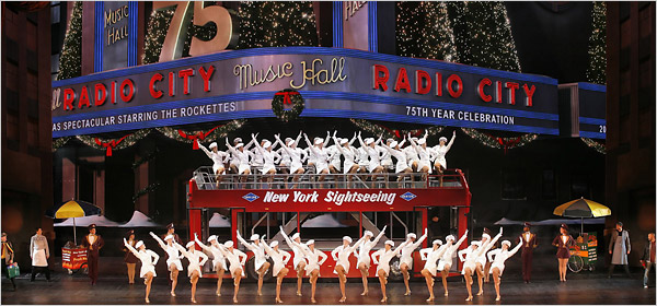 radio city christmas spectacular tv review the new york times - How Long Is The Radio City Christmas Show