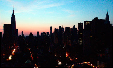 2003 blackout New York