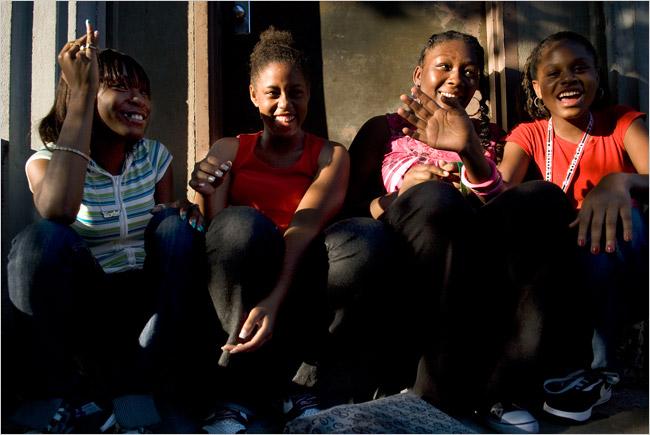 Image result for black girls chatting