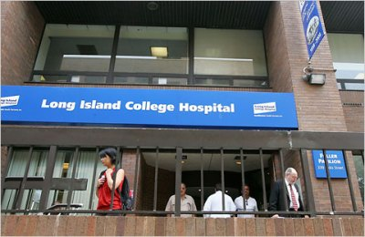 A Brooklyn Hospital's Unsettling State of Limbo - The New ...