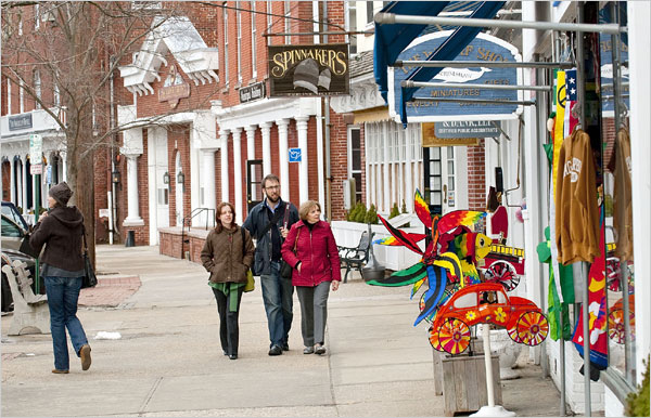 Spring Trips To Towns Filled With Art Galleries The New
