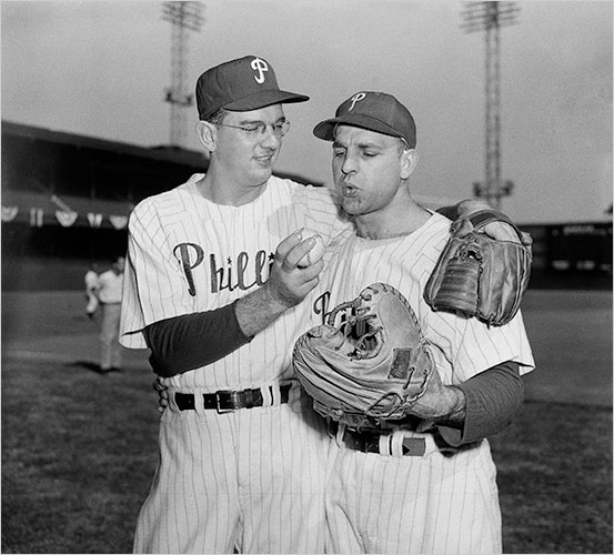 In October 1950 Yankees Pitching Delivered A Sweep Of The
