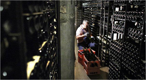 From La Tour D Argent In Paris An Unprecedented Wine Auction